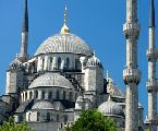 Środek maja w Stambule