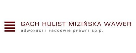 Gach Hulist Mizińska Wawer adwokaci i radcowie prawni sp.p.