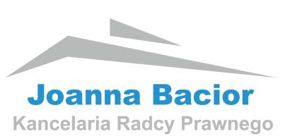 Kancelaria Radcy Prawnego Joanna Bacior