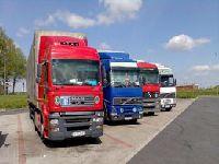 System monitorowania drogowego przewozu towarów