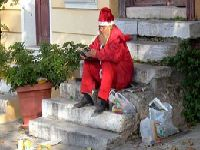 Mikołaj na zakupach