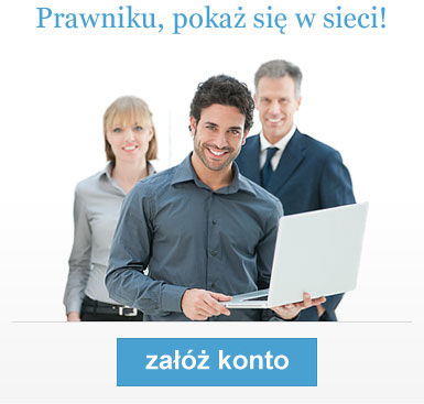 Prawniku, pokaż się w sieci i zobacz naszą ofertę!
